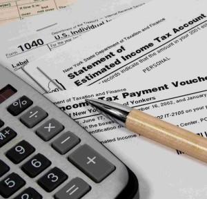 В налоговую службу