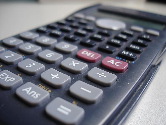 Как рассчитать проценты по кредиту?