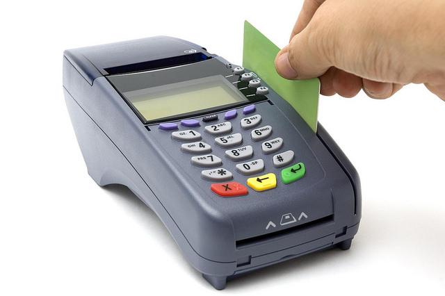 можно ли расплатиться кредитной картой