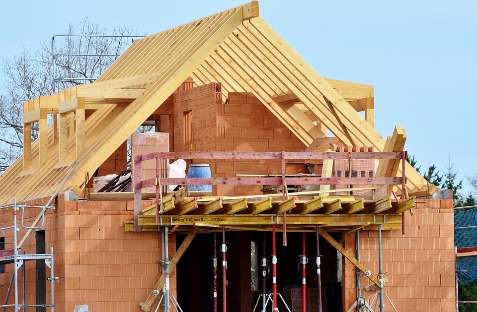 кредиты на постройку дома
